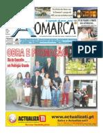 A Comarca, n.º 342 (14 de agosto de 2009)