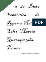 Guia Da Fauna Fantastic A Da Reserva Natural Do Salto Morato