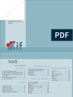 Manual de Identidade Visual If Telefonia