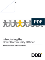 Chief Community Officer