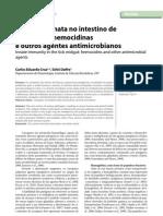 Cruz e Daffre-Imunidade Inata No Intestino de Carrapatos Hemocidinas e Outros Agentes nos