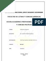 Trabajo Monografico de Derecho Romano
