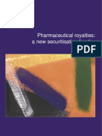 M. Dorris, L. Wilkes - Pharmaceutical Royalties