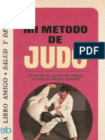 Mi Metodo de Judo - Mikonosuke Kawaishi Mejorado