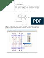 CMOS Circuit Layout