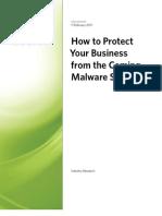 Whitepaper Malware and SaaS PRINTa