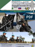 Companhia de Engenharia de Força de Paz – Haiti – Informativo N° 90 da BRAENGCOY