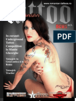 Romaninan Tattoo News No 5