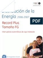 DS EGC Catalogo General 2006 Record Plus FG SPAIN