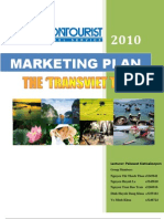 Saigontourist Marketing Plan