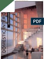 Architectural Design - Domestic Interior