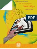 Cabral Vargas, Brenda - La educacion a distancia vista desde la perspectiva bibliotecologica
