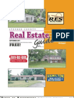 Steuben County Real Estate Guide - August 2011
