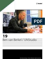 Ben Van Berkel UNStudio