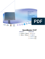 SyncMaster 214T
