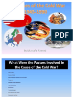 The Causes of the Cold War
