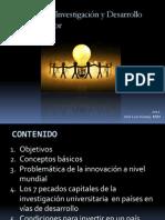 Innovación en El Salvador