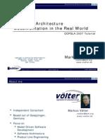 Software Architecture Documentation