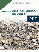 Industria Aridos Chile TomoI