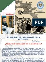 El Retorno de La Economia de La Depresion