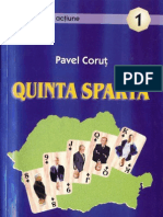 Quinta Spartă - Pavel Coruţ