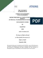 Final Report Area Ten