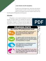 Case Study on Ipo Grading