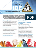 Guide To Safe Handling & Usage Of Dry Ice