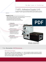 Dynamelt S Series APS Adhesive Supply Unit