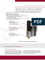 BF Mod-Plus Electric Adhesive Applicator