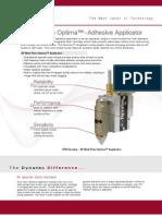 BF Mod-Plus Optima Adhesive Applicator