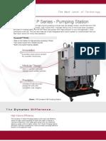 Dynamelt P Series - Adhesive Pumping Station