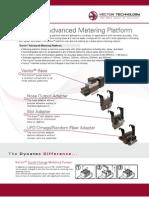 Vector Adhesive Metering Platform