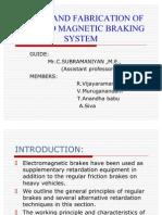 Frictionless Electromagnetic Braking System Download