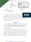 NJ Carpenters v DLJ Mortgage, Second Amd Comp, Order on Motion to Intervene, 12.15.10