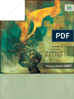 MCB Annual Report 2007