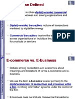 e Commerce Lecture