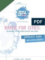 Wwd2011 Advocacy Guide