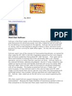 Meet Dan Sullivan Sooner Tea Party Newsletter Aug 16 2011