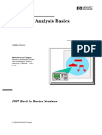 Spectrum Analyser Basics