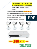 Videonadzorni paket
