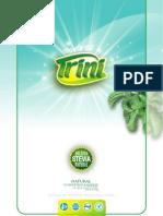 Stevia Trini Catalogo General