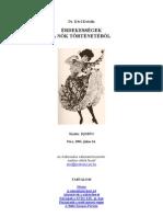 Kéri Katalin  Érdekességek a nők történetéből