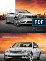 2011 Mercedes-Benz C-Class At Benzel Busch