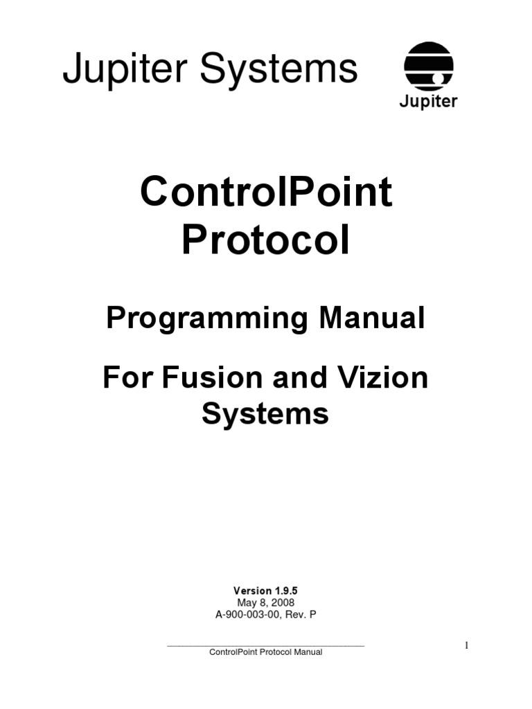 Control Point Protocol