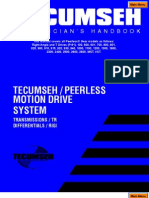 Peerless Transaxle Manual