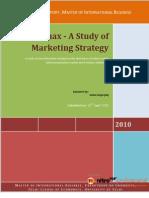 Marketing Report on Micromax by Vishal Singla