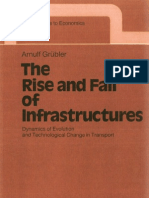 Rise and Fall of Infrastructures