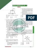 Solucionario Fisica y Quimica - Admision UNI 2011-2 - Pamer