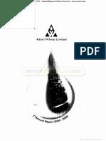 Adani Wilmar Ltd 2005